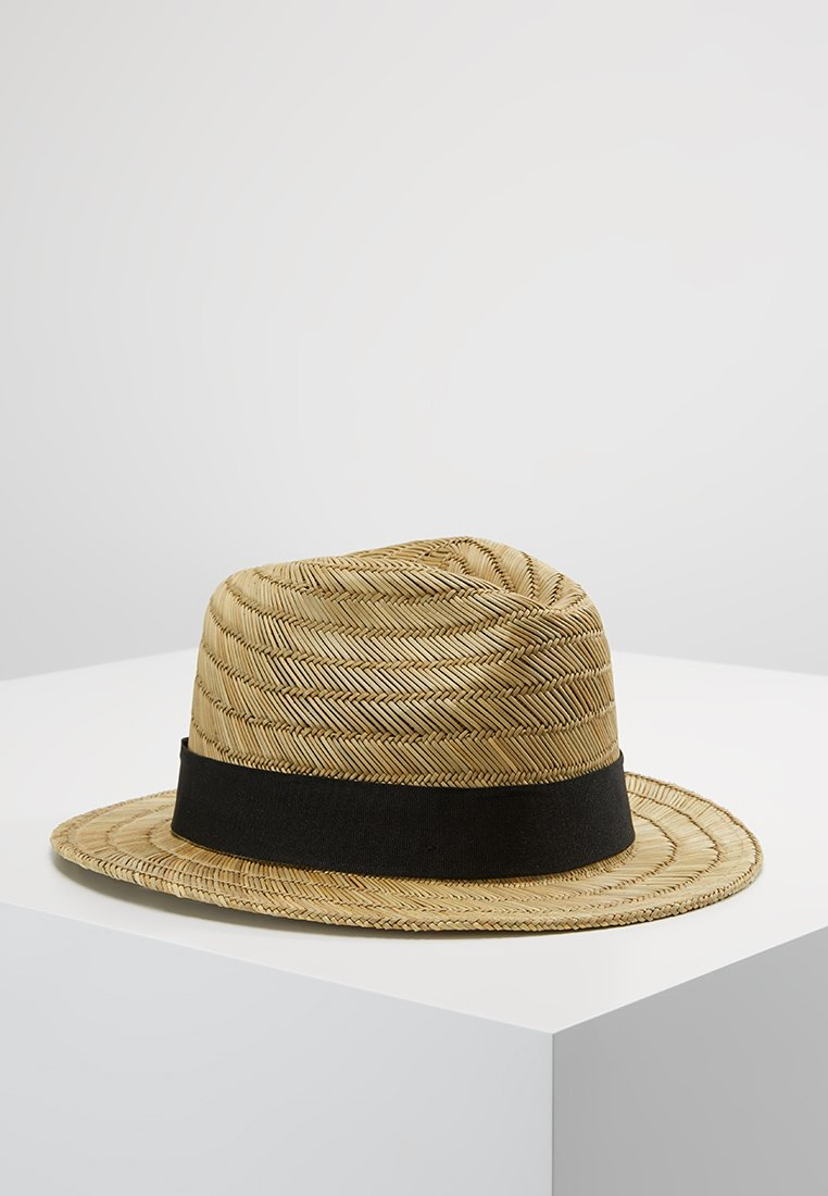 Brixton - ROLLINS FEDORA - Hat - tan/black