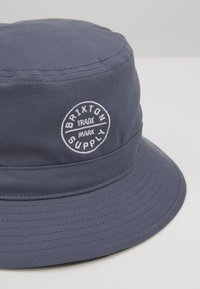Brixton - OATH BUCKET - Hut - slate blue - 2