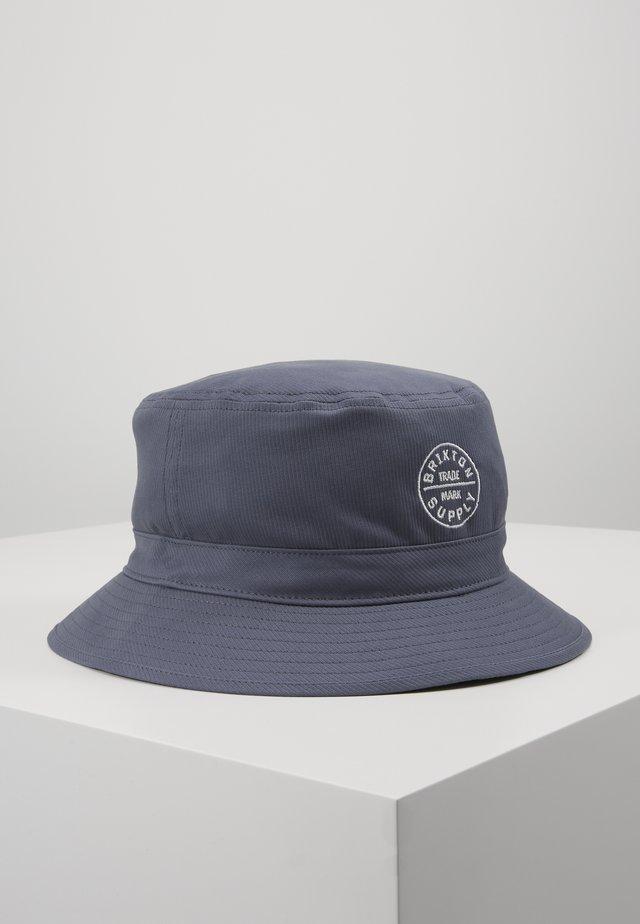OATH BUCKET - Hut - slate blue