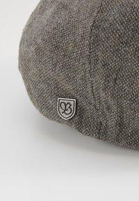 Brixton - BROOD SNAP CAP - Lue - grey/black - 7