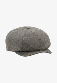Brixton - BROOD SNAP CAP - Lue - grey/black - 6