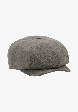 BROOD SNAP CAP - Beanie - grey/black