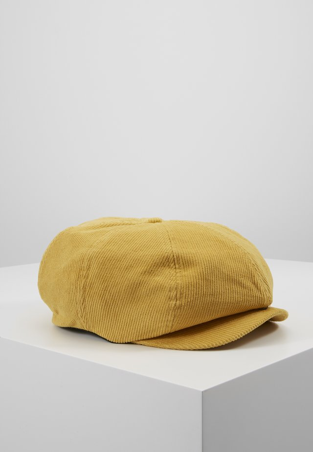 BROOD SNAP CAP - Beanie - sunset yellow