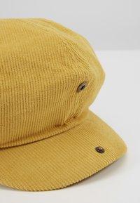 Brixton - BROOD SNAP CAP - Mütze - sunset yellow - 2