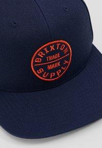 Brixton - OATH - Keps - patriot blue - 5