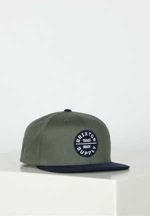OATH - Cap - cypress/washed navy