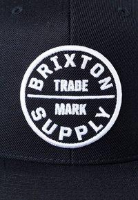 Brixton - OATH - Cap - black - 6
