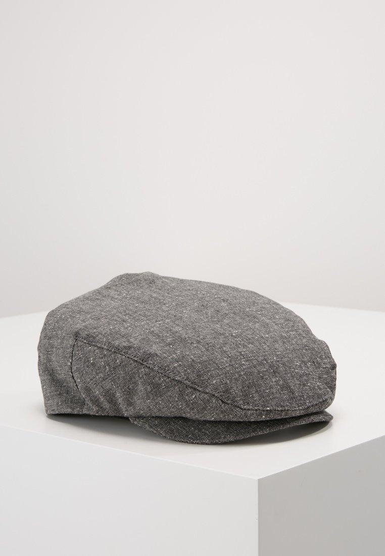 Brixton - Bonnet - black linen