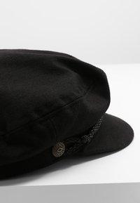 Brixton - FIDDLER - Mütze - black harringbone twill - 4