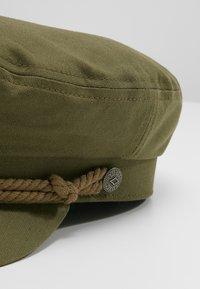 Brixton - FIDDLER - Gorro - military olive - 6