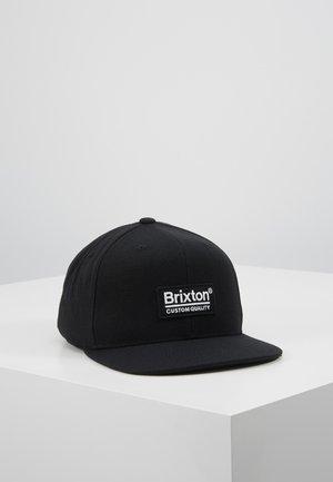 PALMER II - Cap - black