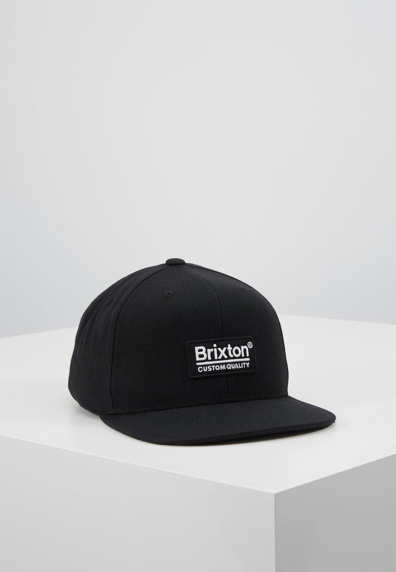 Brixton - PALMER II - Cap - black