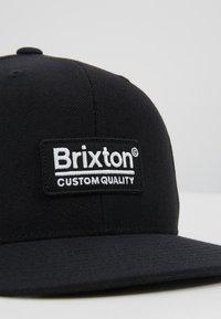 Brixton - PALMER II - Cap - black - 6