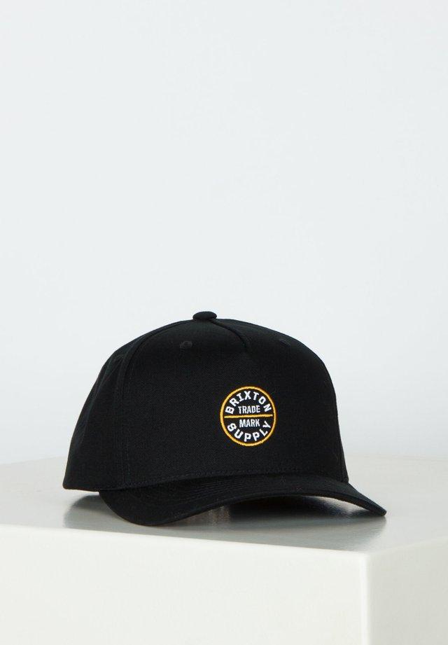 OATH  - Cap - black/gold