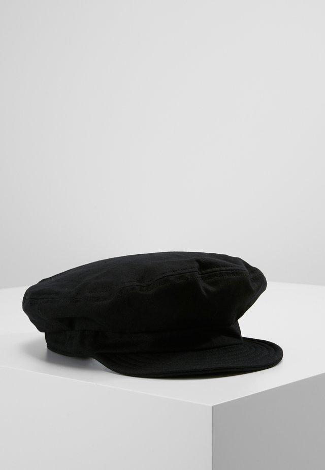 FIDDLER CAP - Lue - black