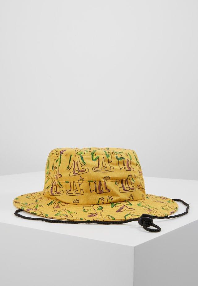 BEAUFORT BUCKET - Hat - yellow