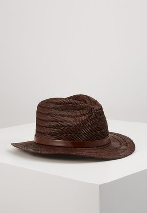 MESSER FEDORA - Hut - brown