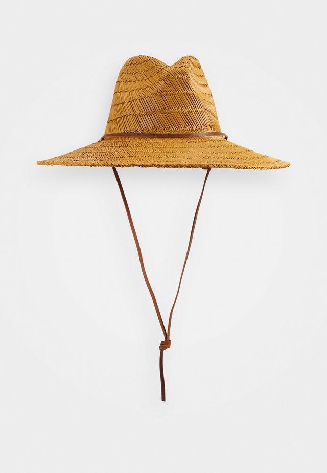 BELLS FEDORA - Hatt - copper