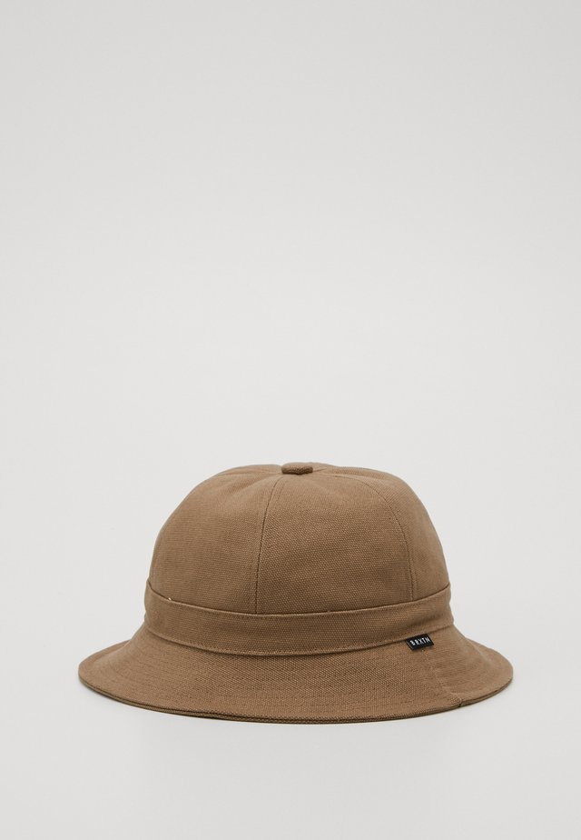BANKS BUCKET HAT - Hut - coconut