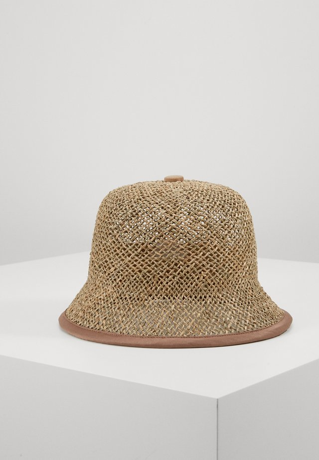 ESSEX BUCKET HAT - Sombrero - tan