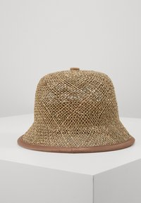 Brixton - ESSEX BUCKET HAT - Hatt - tan - 1
