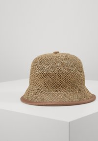 Brixton - ESSEX BUCKET HAT - Hatt - tan - 2