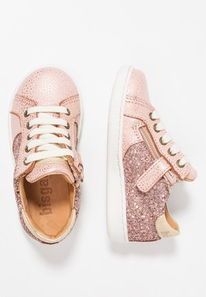 SHOE WITH LACES - Trainers - blush