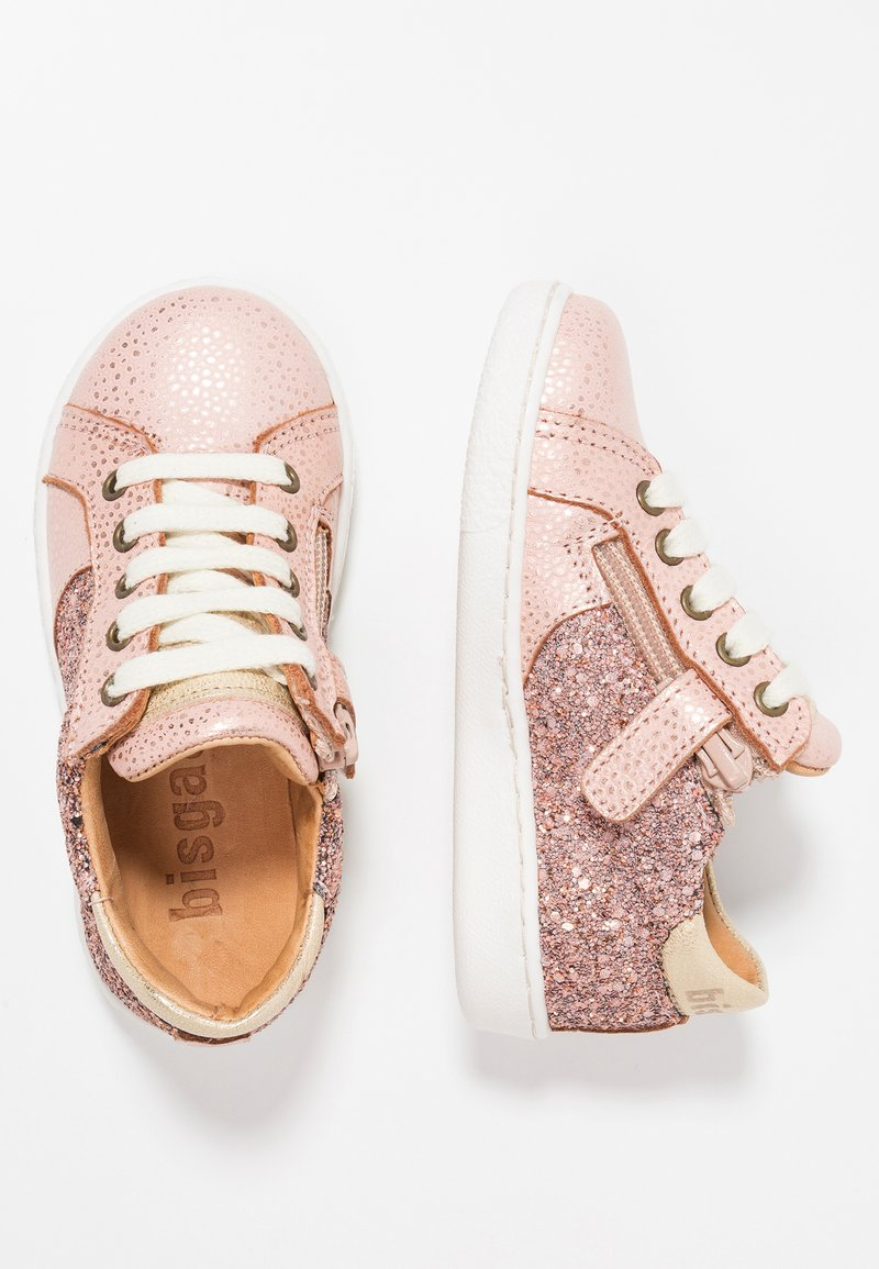 Bisgaard - SHOE WITH LACES - Sneaker low - blush