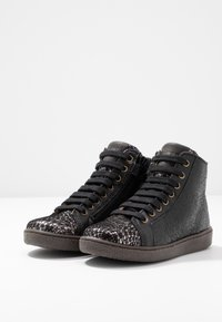 Bisgaard - TRAINERS - Sneakersy wysokie - silver - 3