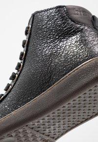 Bisgaard - TRAINERS - Sneakersy wysokie - silver - 2