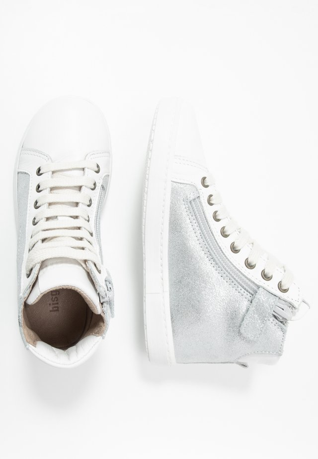 VILMA LACE SHOE - Sneaker high - white