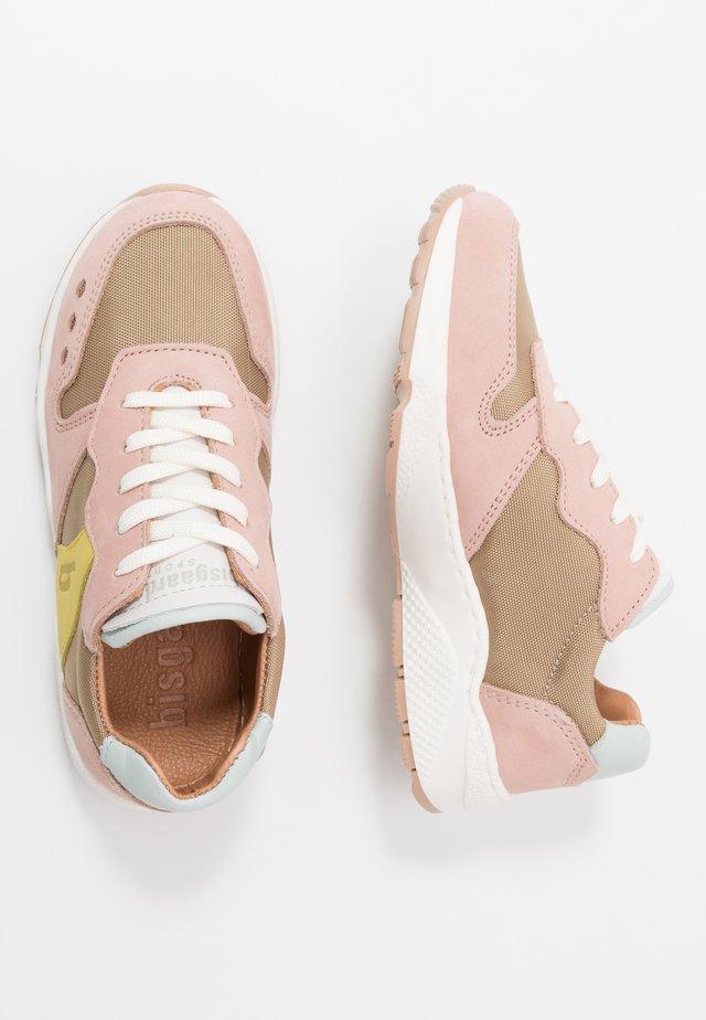 VIGGA LACE SHOE - Sneakers laag - nude