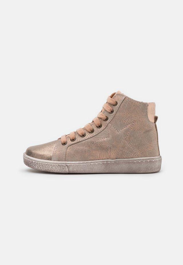 GAIA - Sneaker high - beige