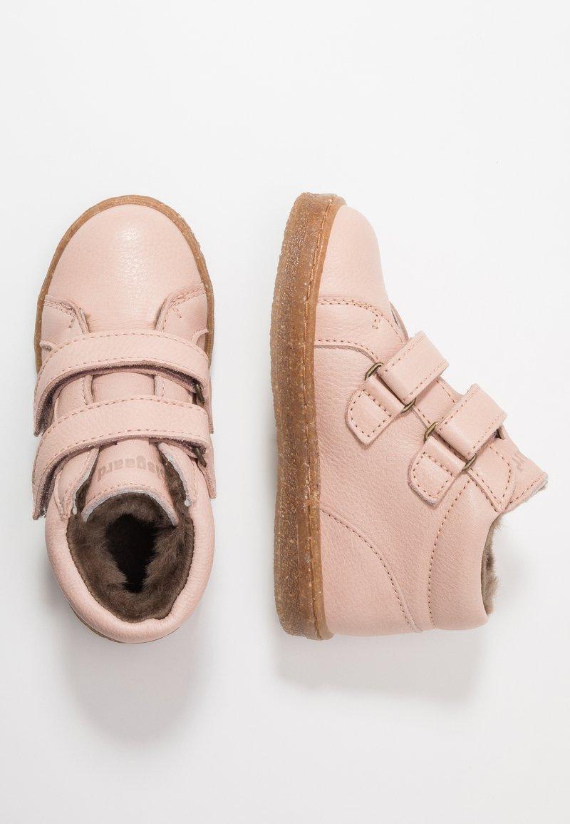 Bisgaard - Baby shoes - nude