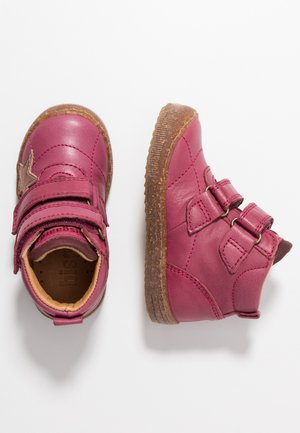 Touch-strap shoes - pink