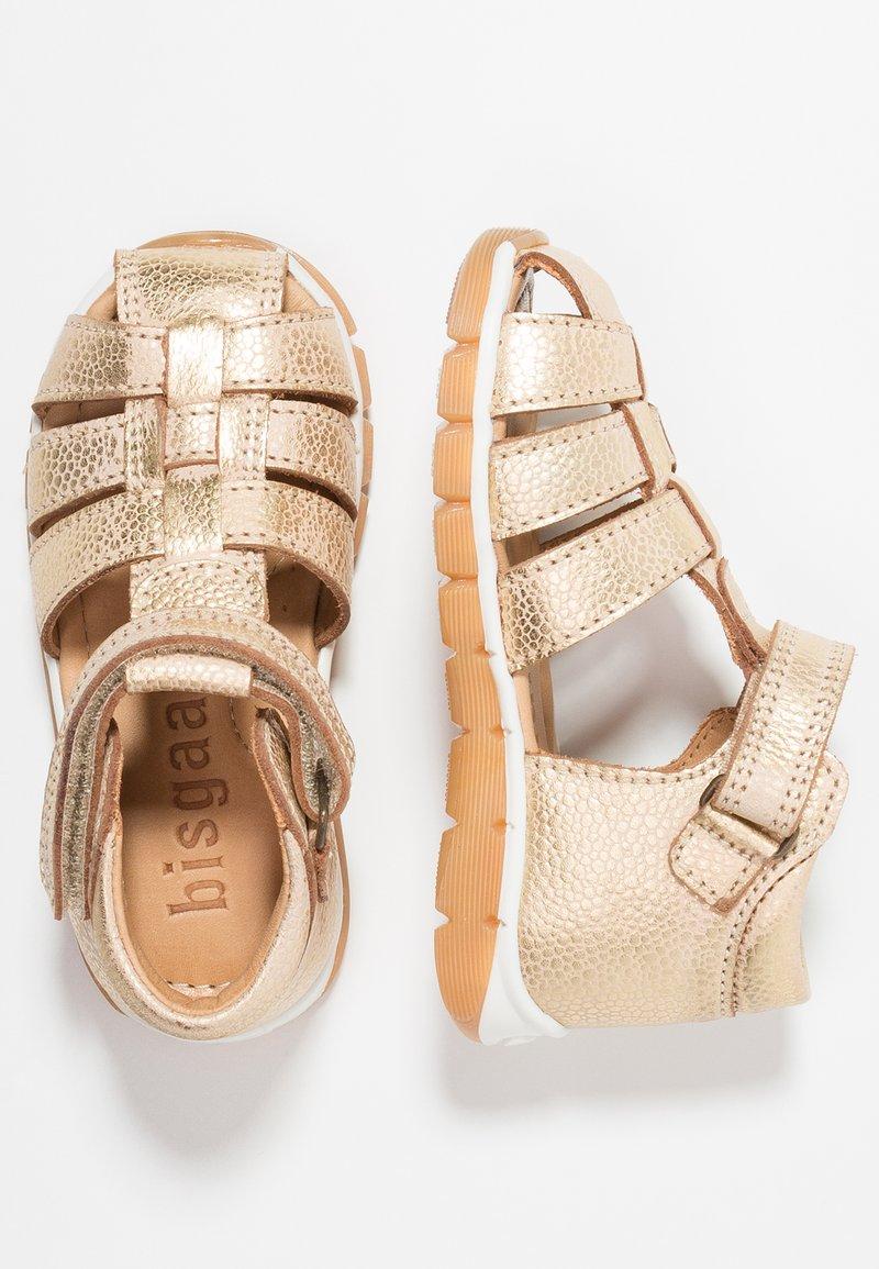 Bisgaard - Sandals - gold