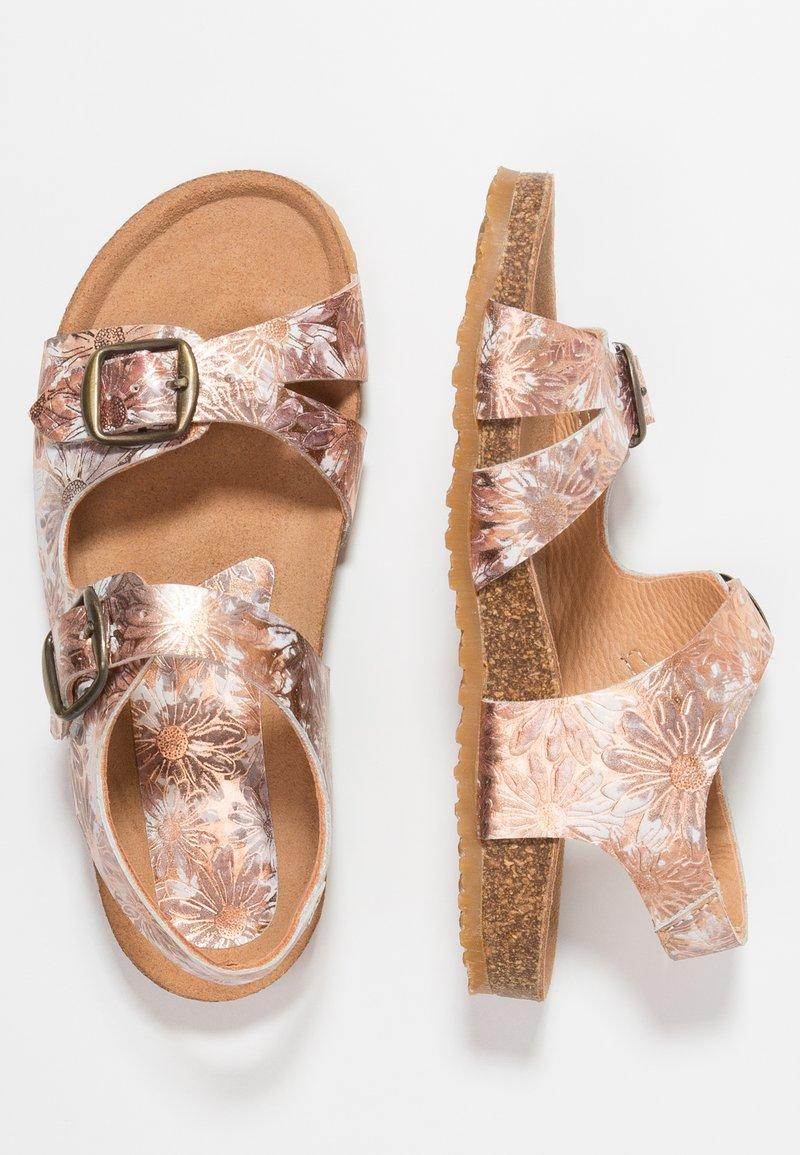 Bisgaard - Sandals - copper