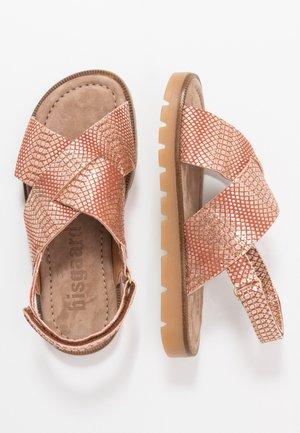 AIYA  - Sandals - amber