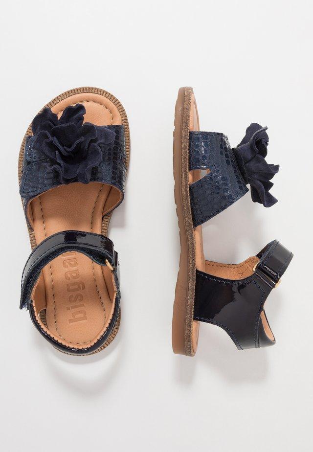 AGNES - Sandaler - marine