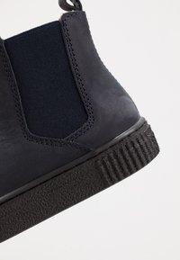 Bisgaard - BOOTIES - Classic ankle boots - navy - 2