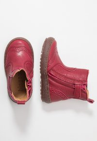 Bisgaard - BOOTIES - Classic ankle boots - pink - 0
