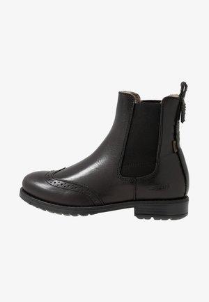 BOOTIES - Botas para la nieve - black