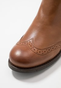 Bisgaard - BOOTIES - Classic ankle boots - tan - 2