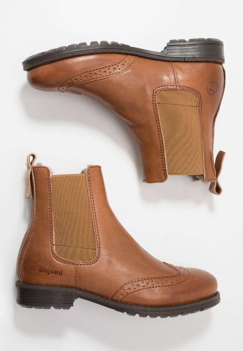 Bisgaard - BOOTIES - Classic ankle boots - tan