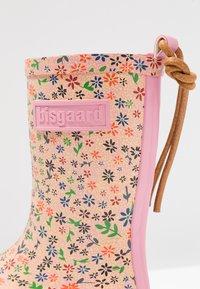 Bisgaard - BOOT FASHION - Gummistövlar - rose - 2