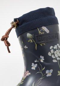 Bisgaard - THERMO BOOT - Bottes en caoutchouc - blue - 2