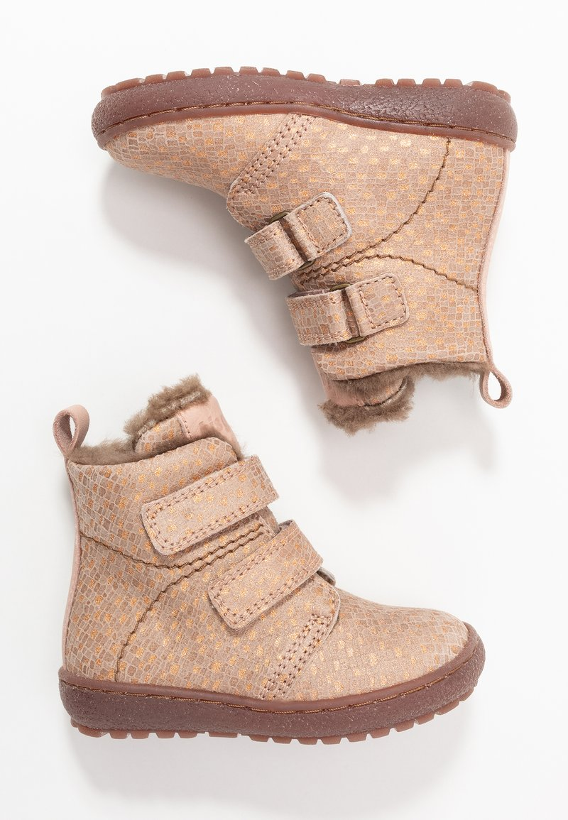 Bisgaard - Baby shoes - nude