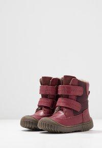 Bisgaard - Winter boots - bordeaux - 3