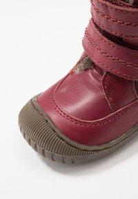 Bisgaard - Winter boots - bordeaux - 2