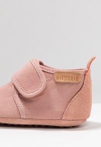 Bisgaard - První boty - nude - 2